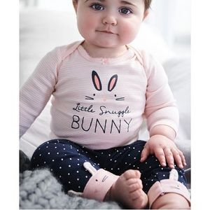 Little Snuggle Bunny Outfit